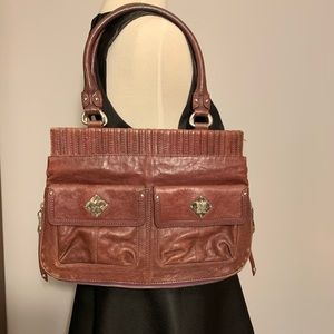 BCBGMaxAzria bag with front pockets